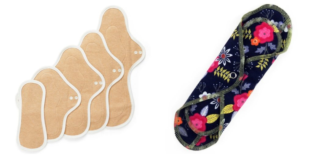 Sustainable menstrual products: reusable pads