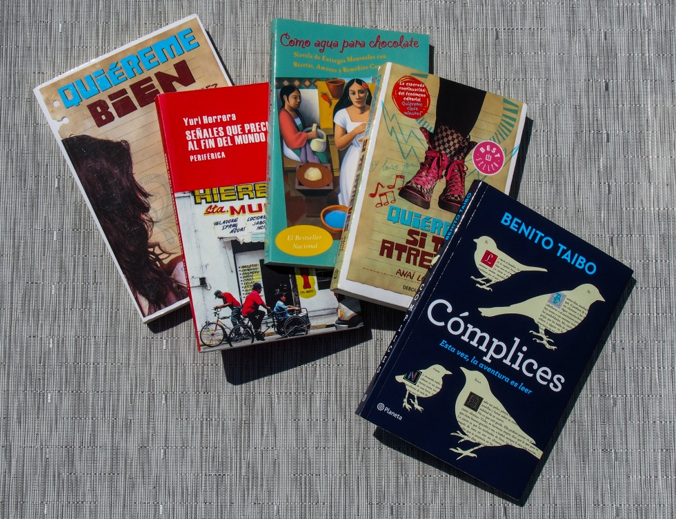 Mexican Novels for Language Learning Without Traveling
