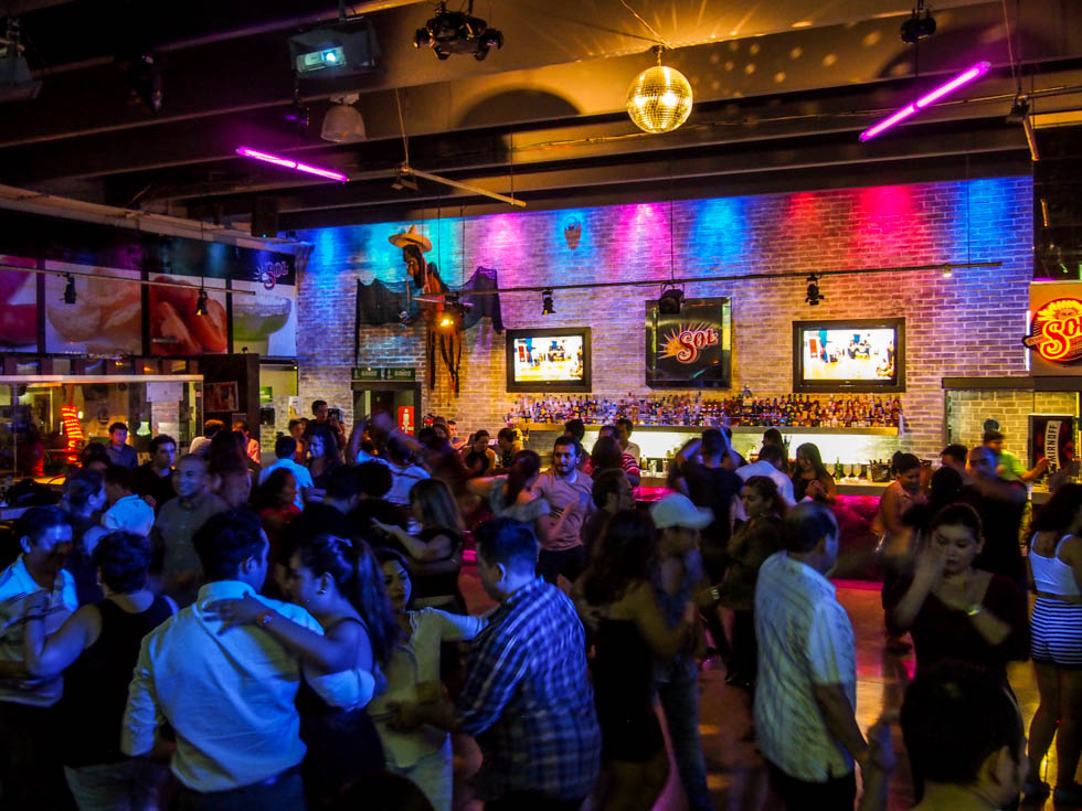 The Incomplete Guide To Salsa Dancing In Mexico In