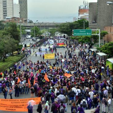 The Outsider's Guide To Colombian Feminism